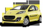 Voiture 107 Peugeot