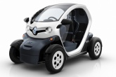 Voiture Twizy Renault