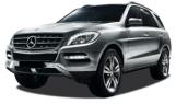 Voiture Classe ML Mercedes