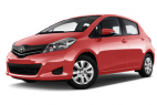 Voiture Yaris Toyota