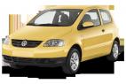 Voiture Fox Volkswagen