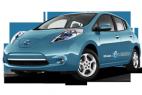Voiture Leaf Nissan