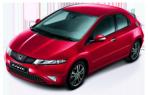 Voiture Civic Honda
