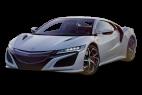 Voiture NSX Honda