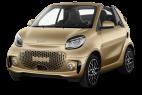 Voiture Fortwo Cabrio EQ Smart